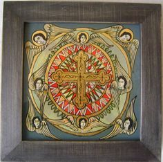Christian Paintings, Christian Art, Religious Paintings, Byzantine Icons, Popular Art, Crucifix, Christianity, Folk Art, Saints