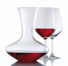 Idée cadeau pour papa #fêtedespères Schott Zwiesel décanteur Classico + 6 verres vin rouge Schott Zwiesel 05 Cliquez et découvrez nos gammes de verres à vin,  cocktails et soft.