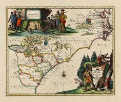 Virginia and Florida (1671)