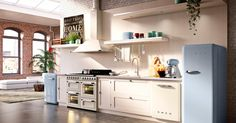 Retro Kühlschrank Pastell : Die 47 besten bilder von smeg kühlschrank decorating kitchen