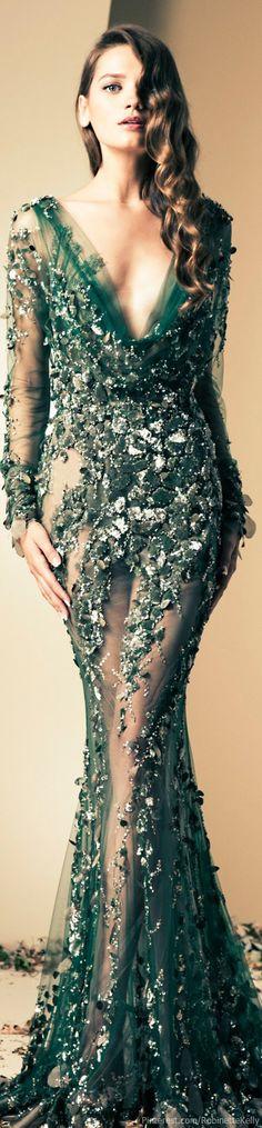 Ziad Nakad Couture | 2014.♥✤