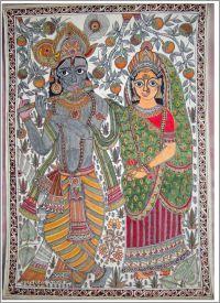 buy Madhubani Painting online at fashionventuresportal.com