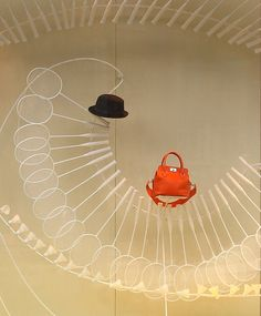 Hermes window display by Design Systems Ltd China 02 Hermès window display by Design Systems Ltd, China