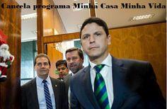 Portal Galdinosaqua: MTST organiza protestos contra cortes no Minha Casa Minha Vida