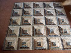 AUNTIE'S QUAINT QUILTS: Last Finish for January