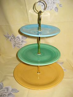 Vintage Fiestaware