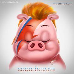 Un tributo para conmemorar un nuevo cumpleaños del camaleón de la música, el gran David Bowie. http://youtu.be/mz7_OiHk96o