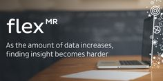 As the amount of data increases, finding insight becomes harder