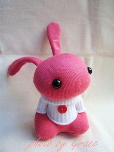 sock bunny: