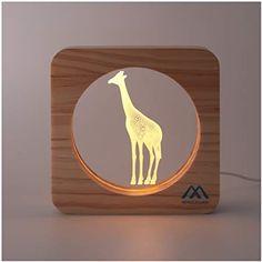 Bedroom Night Light, Led Night Light, Power Energy, Energy Use, Wooden Gifts, Wooden Decor, Fluorescent Light Covers, White Noise Sound, Star Ceiling