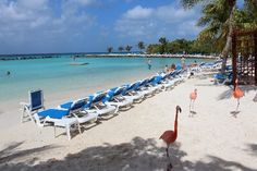 Loved this private island in Aruba..Renisance
