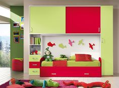 Unisex Modern Kids Bedroom Designs Ideas – Decorating Ideas - Home Decor Ideas and Tips - Page 47 Modern Kids Furniture, Modern Kids Bedroom, Kids Bedroom Designs, Kids Bedroom Furniture, Living Room Designs, Girls Bedroom, Inside Design, Design Moderne, Cool Rooms