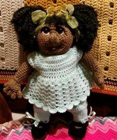 Fraggle Rock Baby, by Joyce - Crochet creation by cookiemonster   Crochet.Community