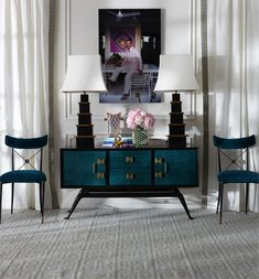 Siam Credenza - JONATHAN ADLER: request quotes, estimates, prices or catalogues online through MOM, your digital platform dedicated to decor, design and lifestyle professionals. Home Office Furniture, Decor, Asian Home Decor, Furniture Sale, Modern Furniture, Furniture, Living Room Designs, Furniture Accessories, Sideboard Designs