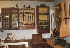 Vintage drills of your dreams - by Bertha @ LumberJocks.com ~ woodworking community