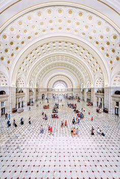 Union Station Returns to Its Former Glory
