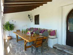 Mesa de comedor para exteriores de 3 metros de longitud. Furniture Catalog, Dining Room Tables, Wood