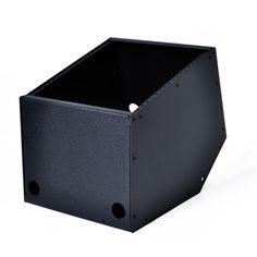 9 Inch Jotto Desk Police Equipment Console Short Stack 425 6010 Short Stack Ford Police Console