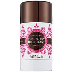 Sephora: LAVANILA : The Healthy Deodorant : deodorant-antiperspirant