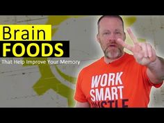 The Best Brain Foods That Helps Increase Your Memory! - YouTube
