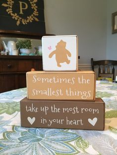 Classic Winnie the Pooh baby nursery decor pooh by AppleJackDesign