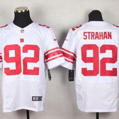 Michael strahan jersey