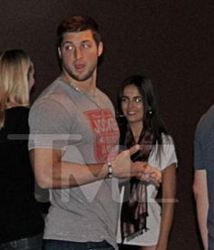 Sorry, ladies: TMZ reports Tim Tebow now has a girlfriend