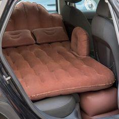 Inflatable Car Bed, Air Mattress, Camping Mattress, Tent Camping, Glamping, Cute Car Accessories, Yamaha Golf Cart Accessories, Jeep Wrangler Accessories, Car Gadgets
