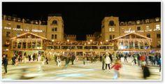 7 Ways to Enjoy the Holidays in Munich: Munich's Ice Rinks