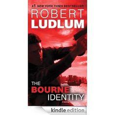The Bourne Identity: Jason Bourne Book #1, book, movie, novel, fiction, Mystery, thriller, suspense, spy stories