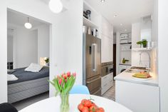 HusmanHagberg, http://trendesso.blogspot.sk/2014/02/beautiful-small-apartment-nadherny-maly.html