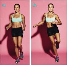 6 Plyometric Jump Exercises To Help You Run Faster - Women's Running