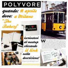 Love Polyvore? Meet up with fellow community members in Milan! More info: http://polyv.re/1Ct71No