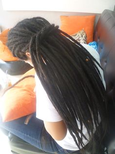 Dreadlock Extension Hair Human 81