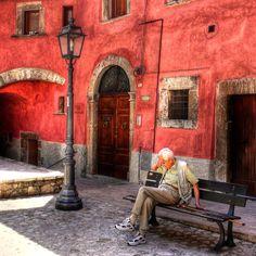 Leonessa (Rieti) Lazio Italy