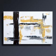 Il sagit dune peinture acrylique sur toile non tendue.  Cela sera expédié directement de mon studio.  Cette peinture arrive non étirée roulée dans un tube protégé!!!   Titre : YG17us  Taille de limage : 48 x 32 pouces  Toile taille totale : 54 x 38 pouces (taille + 6 pouces pour étirer limage : 1,5 - 1,5 pouce peint, 1,5-1,5 pouces blanc)   Toutes mes peintures sont terminées par une couche semi qui ajoute un éclat subtil et protège votre investissement.  Artiste : Imre Toth (Emerico)  Signé…