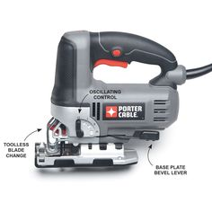 Get the Right Saw For You - It's helpful to think of jigsaws in three categories: For $50 or less, you'll get a jigsaw that will do its job just fine, but you'll probably sacrifice features and power. For most DIYers, a saw in the $50 to