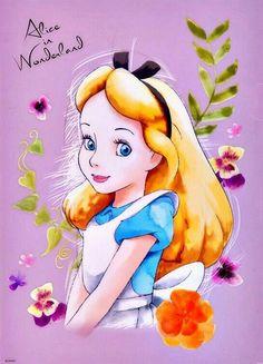 Alice in Wonderland File Folder Set ❤ Disney Store Japan Alice In Wonderland Drawings, Alice In Wonderland 1951, Adventures In Wonderland, Disney Girls, Disney Love, Disney Art, Alice Disney, Disney Kunst, Alice Madness Returns