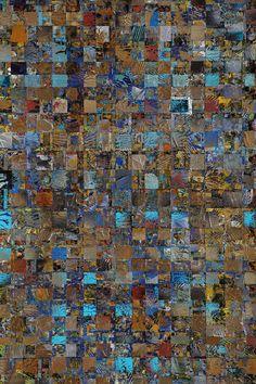 Dan Morgan Photo: Lainard Bush, recent work. Gerhard Richter, Jackson Pollock, My Images, City Photo, Abstract Art, Paintings, Studio, Photography, Photograph