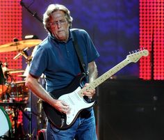 Eric Clapton guitars-guitarists