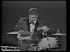 Gene Krupa/Buddy Rich Drum Battle on The Sammy Davis Jr. Show | Modern Drummer MagazineModern Drummer Magazine