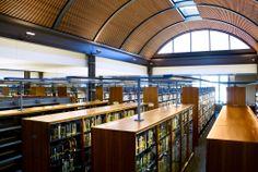 Library lighting design