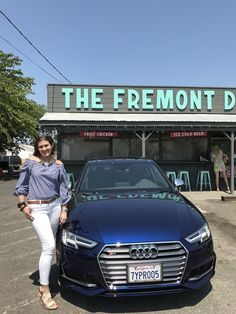 Making A Stop At The Beautiful Donum Estate In Napa Valley With My - Audi service san francisco