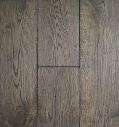 Oak Floor - charcoal oiled