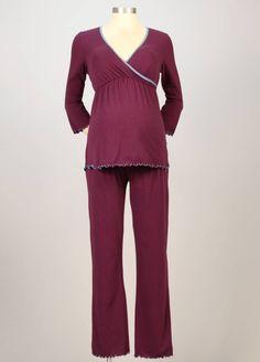 e0abaa5a7d57f Japanese Inspection - Beauty at it's best. Maternity Pajama SetMaternity  Nursing ...
