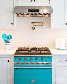 @luxcustomhomes posted to Instagram: BOLD & BEAUTIFUL Lacanche oven makes a striking statemen tin this kitchen. Available from @malcolmstjames  #kitchen #luxurykitchen #kitchendesign #interiordesigner #sydneykitchens #kitchendesignersydney #interiordesignersydney #homeinspo #chef #chefskitchen # #homestyle #homedesign #kitchendecor Chefs Kitchen, Luxury Kitchens, Kitchen Design, Kitchen Decor, New Kitchen Designs, New Kitchen, Kitchen, Kitchen Appliances, Kitchen Cabinets