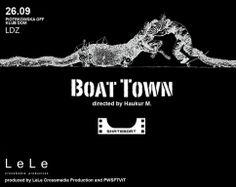 Baner internetowy - the SkateBoat | The web banner for The SkateBoat