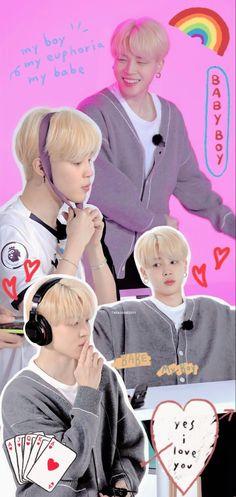 Jimin Run, Run Bts, Park Ji Min, Bts Dogs, Bts Army Bomb, Cute Love Wallpapers, Bts Aesthetic Wallpaper For Phone, Park Jimin Cute, Jimin Fanart
