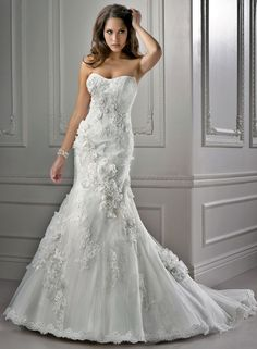 ╰☆╮Wedding dresses ╰☆╮ Cute!!!