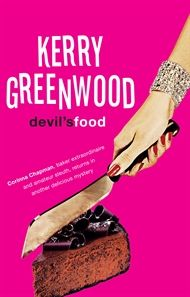 The third Corinna Chapman book.  Mystery, Melbourne, good food.  Could hardly be better.